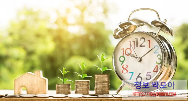 채무통합 대환대출 고민을 하면서 흘러가는 시간과 돈